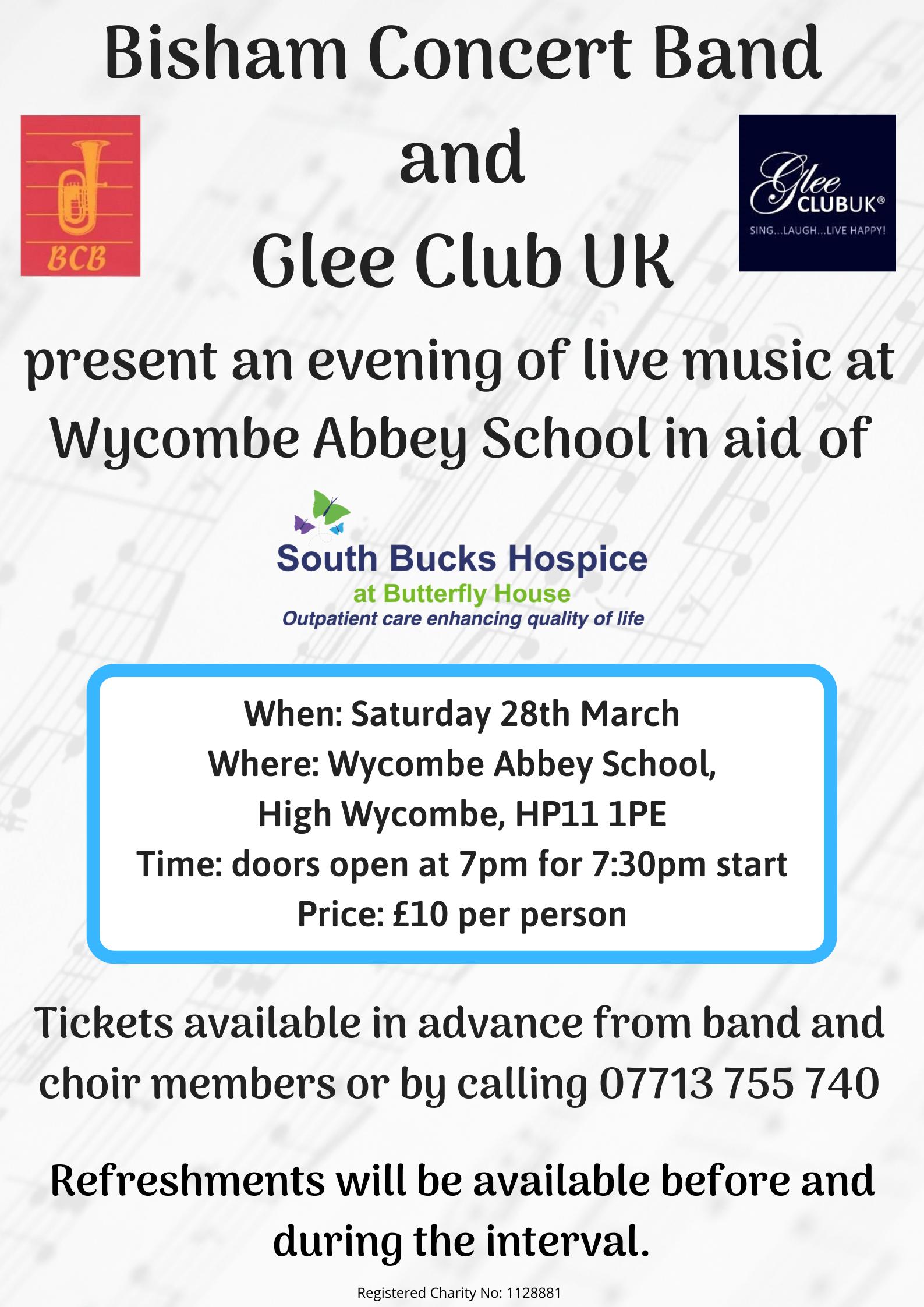 Concert Poster For Flyer