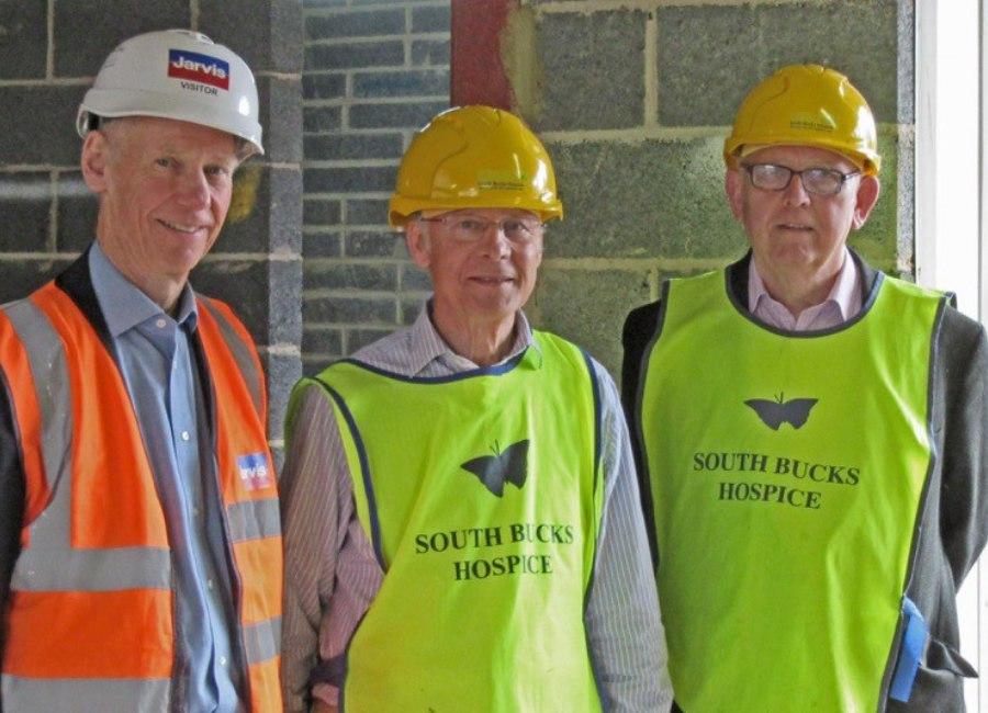 2016 06 08 Trustees Visit 2
