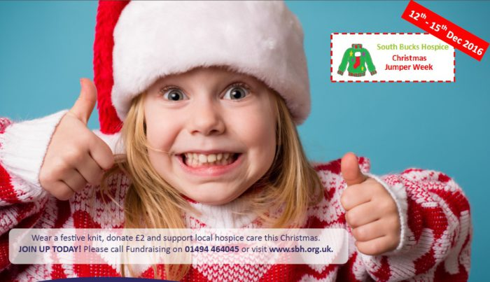 Christmas Jumper Week Campaign