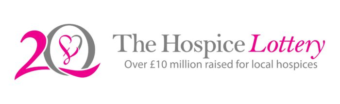 The Hospice Lottery Logo 20Th